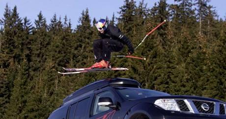 Skikrosař Tomáš Kraus