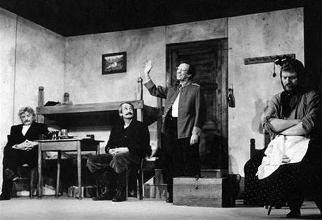 Divadlo J�ry Cimrmana - ze hry Lijavec