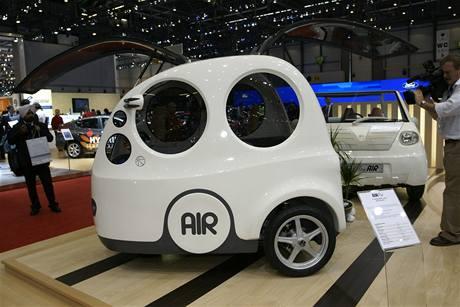 AirPod - auto na vzduch