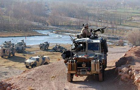 Elitní čeští bojovníci v Afghánistánu
