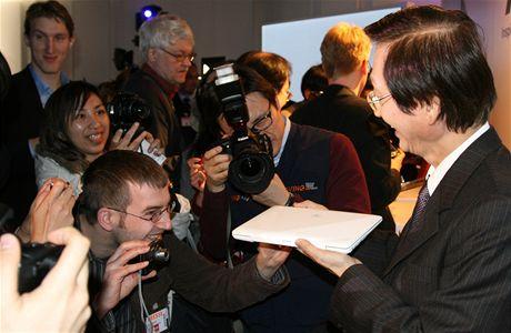 Asus novinky na CeBIT 2009