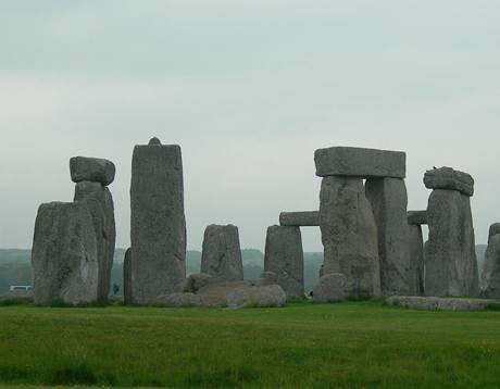 Stonehenge - tajemné kameny.