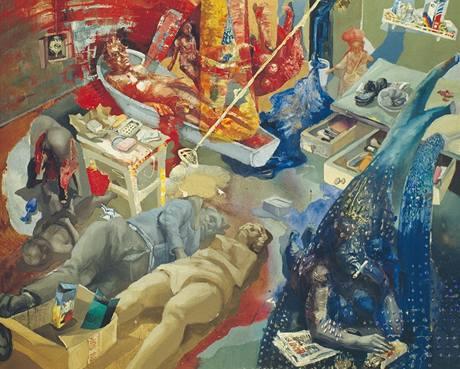 Michael Rittstein: Prádelna (1975)