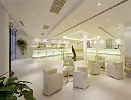 Lobby bar hotelu Josef