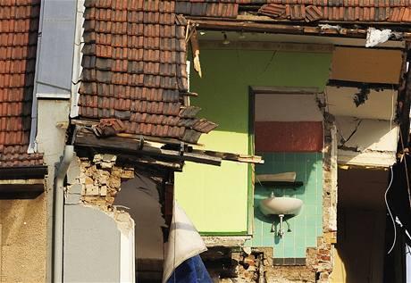 V Kolíně nad Rýnem se zřítila budova bývalého archivu