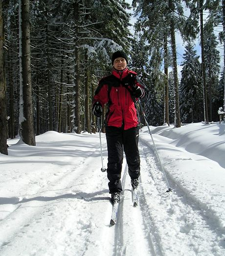 Vlyžařských stopách Slavkovského lesa