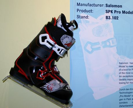 Lyžáky Salomon - SPK