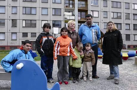 Poděbrady x Ostrava - rodina Havránkova z Ostravy