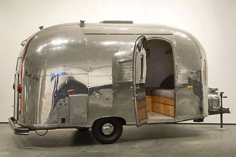 Původní varianta amerického karavanu Bambi