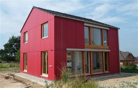 Dřevostavba: konstrukce z fošen