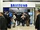 Otevření značkového obchodu Samsung v nákupním centru Flora