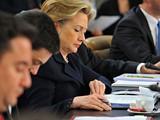 Americká šéfka diplomacie Hillary Clintonová