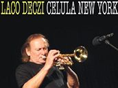 Laco Deczi Celula New York: Big Shot; obal desky
