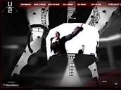 Náhled koncertního pódia pro turné U2 360°
