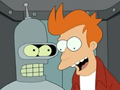 Ze seriálu Futurama