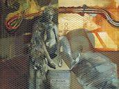 Michael Rittstein: Žena za pletivem (1978)
