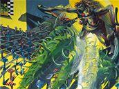 Michael Rittstein: Sklizeň hub - Česání hub (1987)