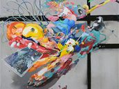 Michael Rittstein: Umění požírá své děti (2008)