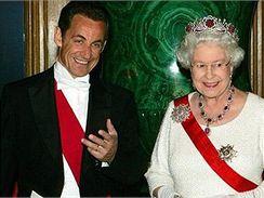 S královnou