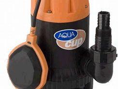 Kalové čerpadlo lze použít i na směs vody a bláta
