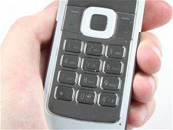 Recenze Nokia 7510 detail