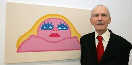 Pavel Brázda vystavuje v Brně