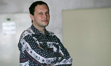 šéf Detenčního ústavu v Brně Petr Stožický