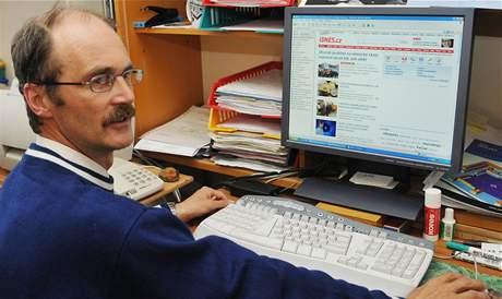 Vědec Miloš Barták si povídal se čtenáři na brno.idnes.cz o expedici na Antarktidě