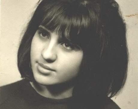 Konstans Dima na maturitní fotce z roku 1966
