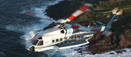 Vrtulník Sikorski S-92