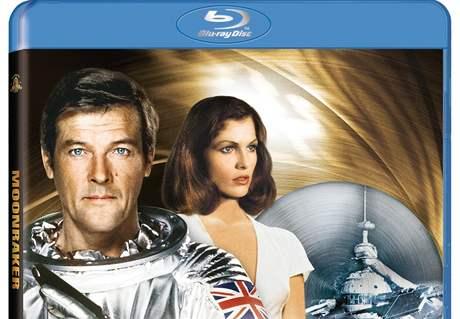 Moonraker - film na BD