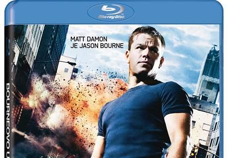 Bourneovo ultimátum - film na BD