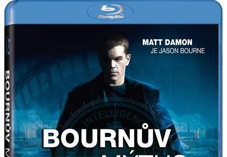 Bournův mýtus - film na BD