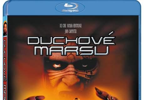Duchové Marsu - film na BD