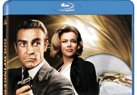 JB Goldfinger - film na BD