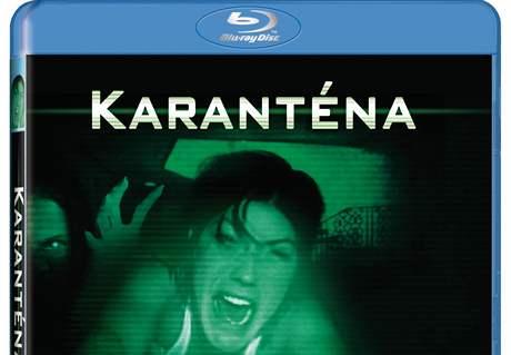 Karanténa - film na BD
