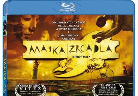 Maska zrcadla - film na BD