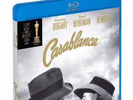 Casablanka - film na BD