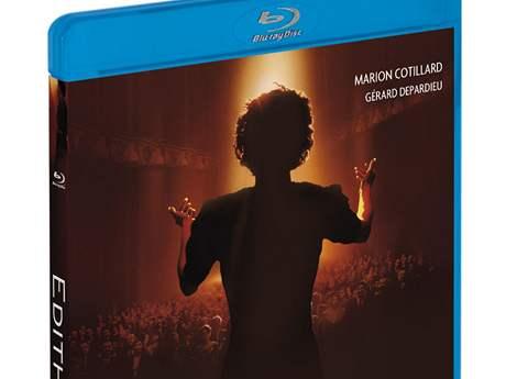 Edit Piaf - film na BD