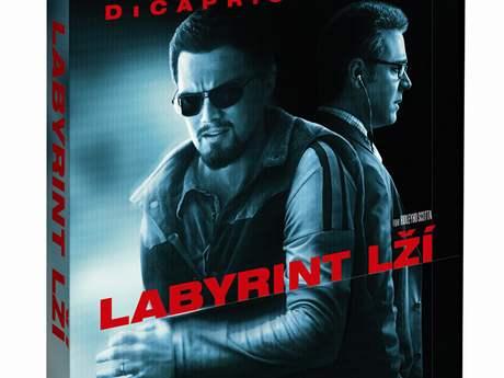 Labirint lží - film na BD