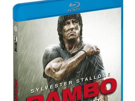 Rambo z pekla zpět - film na BD