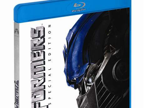 Transformers - film na BD
