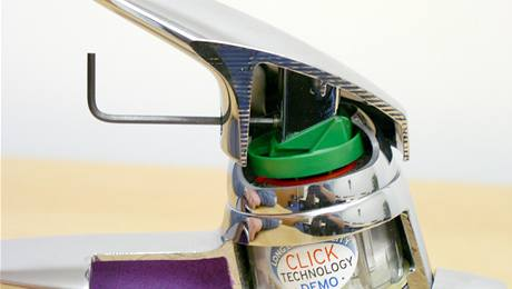 Výměna kuchyňské baterie