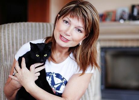 Alena Bosáková - manželka sportovního komentátora Jaromíra Bosáka