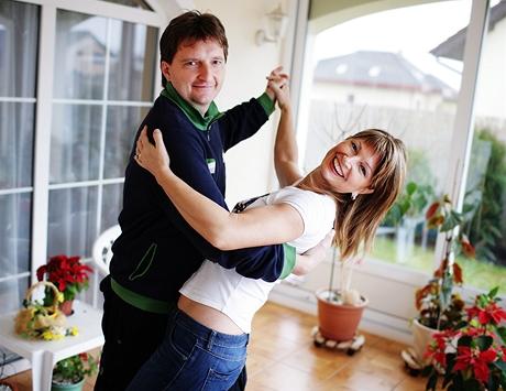 Alena Bosáková a Jaromír Bosák spolu normálně netančí, tentokrát ale udělali výjimku