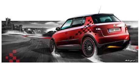 Koncept Škoda Fabia Sport