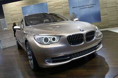 BMW 5 Gran Turismo Concept