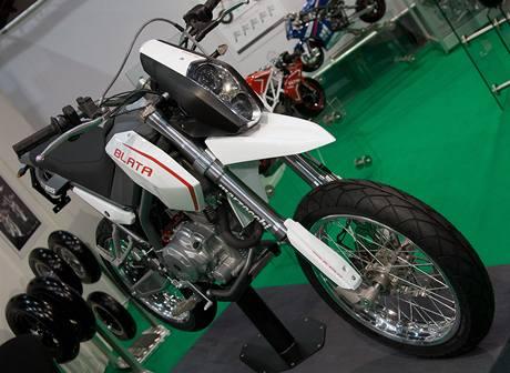Výstava Motocykl 2009 - Blata 125