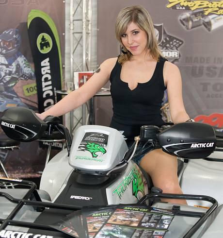 Výstava Motocykl 2009