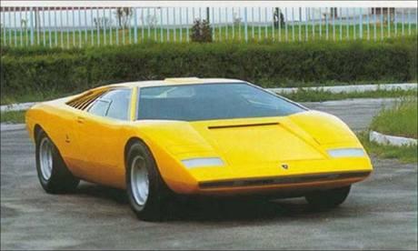 Lamborghini LP500 Prototype